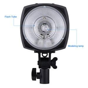 Image 3 - Godox K 180A k180a portatile mini master studio de luce del flash k180a 180ws 180 w piccolo studio fotografia 110 v/220 v