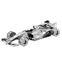 3D metall puzzle kinder spielzeug racing modell hohe qualität metall material pädagogisches spielzeug sammlung bildung und kinder spielzeug
