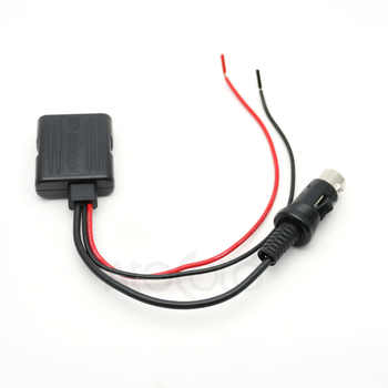Car Bluetooth Receiver Module for KENWOOD CA-C2AX KCA-iP500 CA-C1AX 13Pin Radio Stereo Aux Cable Adapter Wireless Audio Input