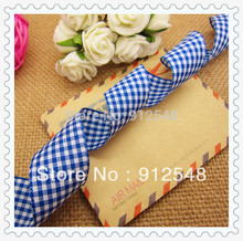 1 25mm width styles polyester scottish tartan gingham ribbon bow decorative gz006