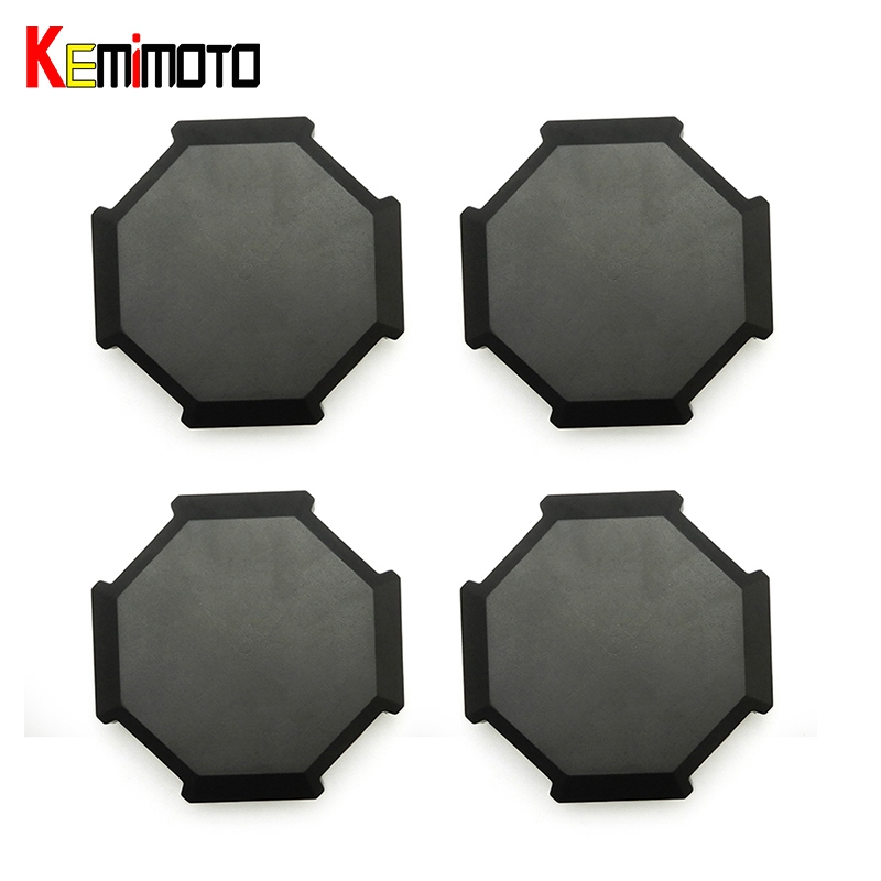 KEMiMOTO 4pcs BID Tire Rim Wheel Hub Center Cap Cover for Polaris RZR 1000 RZR 900 S 1000 XP Turbo 2014 2015 2016 2017 voltage regulator rectifier for polaris rzr xp 900 le efi 4013904 atv utv motorcycle styling