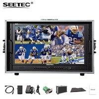 SEETEC 4K238 9HSD SCH CO вести трансляции директор монитор Встроенный SDI HDMI Cross конвертер Ultra HD 3840x2160 ips Дисплей