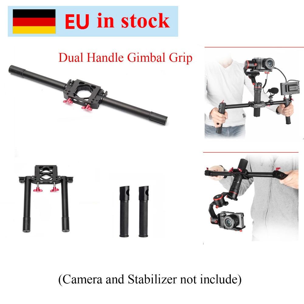 Eachshot Dh 1 Dual Handle Gimbal Grip For Zhiyun Crane 2