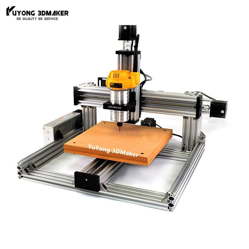C Beam machine Mechanical Kit DIY C Beam machine kit C Beam Frame kit