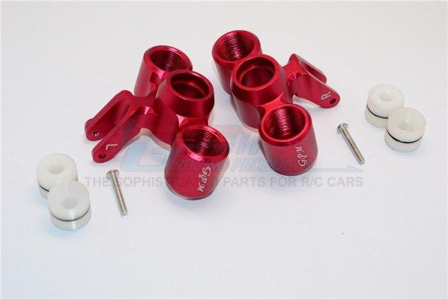 GPM MAN057-R ALU REAR UPPER ARMS ARRMA 1//8 NERO 6S BLX AR106011//AR106009