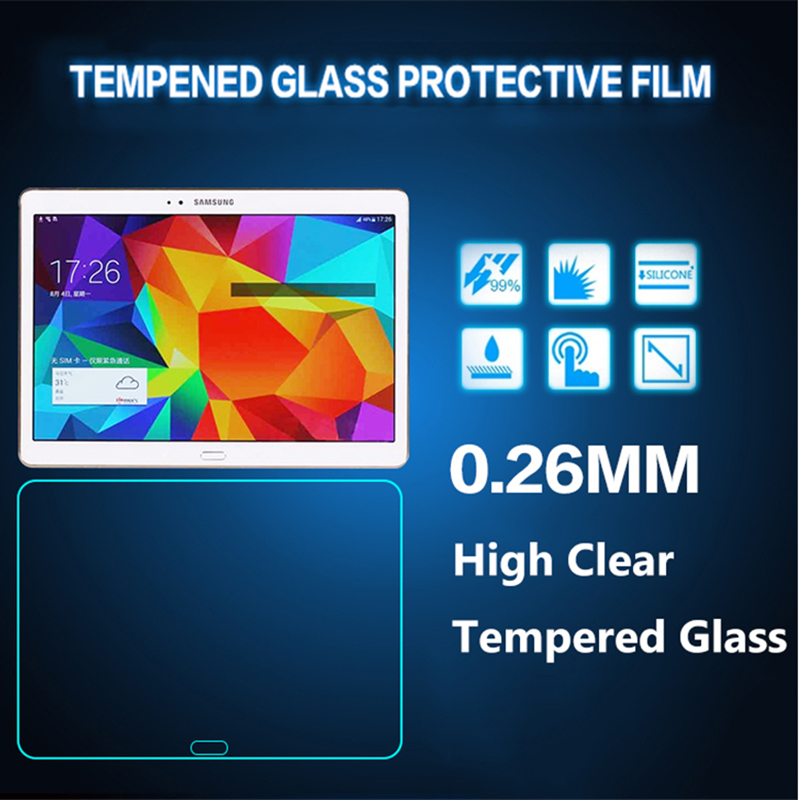 Tempered Glass For Samsung Galaxy Tab A 10 1 T580 585 A9 7 T550 555 A8