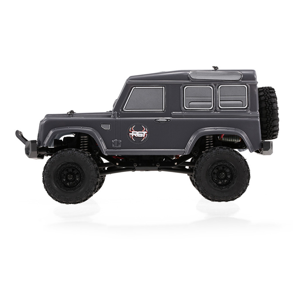 Image 5 - Remote control car toy RGT 136240 1/24 2.4G 4WD 15KM/H RC Rock Crawler Off road Buggy Car Kids Toy RTR Remote control buggy toys-in RC Cars from Toys & Hobbies
