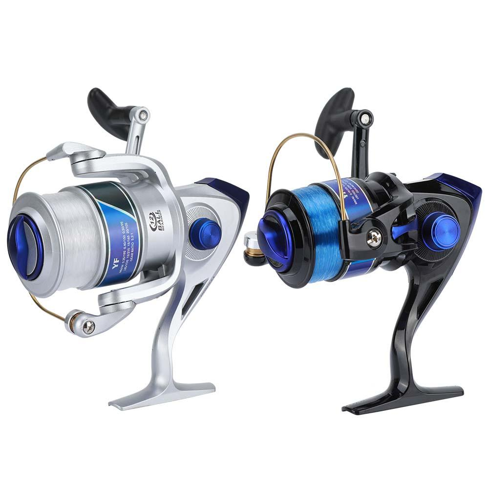 Fishing-Reel Spinning Water-Sea 12bb-Resh/salt YF1000-10000 with Lightweight