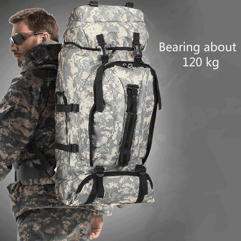 Sac à dos tactique étanche en Nylon 90L sac à dos tactique en plein air sac à dos militaire Sport Camping randonnée pêche sac de chasse