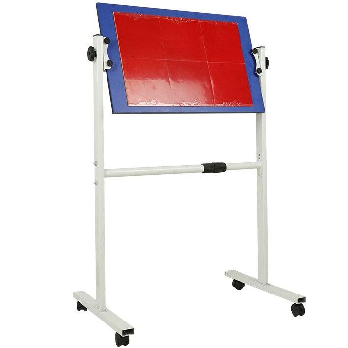 Ténis de mesa Placa de Recuperação Springback Formação Sports Exercise Máquina Prática Bola de Ping Pong Único Autodidactismo Trainer único