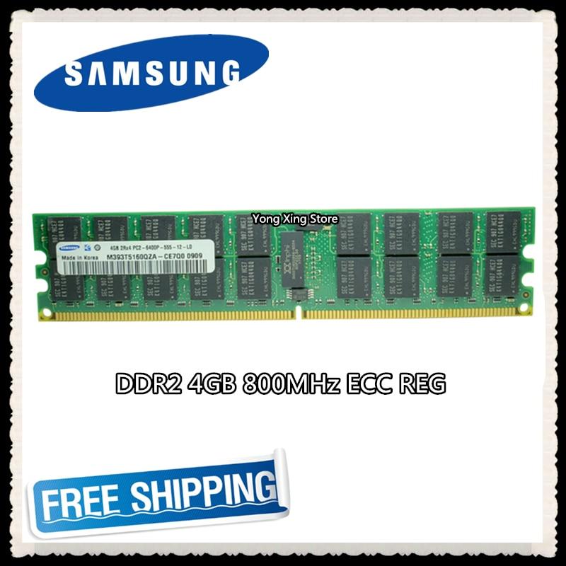 Samsung servidor memoria 4GB DDR2 2Rx4 REG ECC RAM 800MHz PC2-6400P 800 4G Protector de pantalla para Samsung Galaxy A51 protector de pantalla para Samsung A515 la cubierta de hidrogel