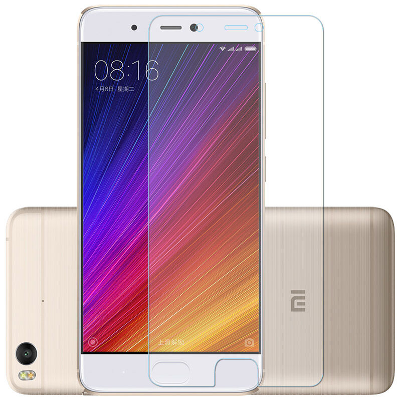 2PCS Glass For Xiaomi Mi 5s 5 Screen Protector Tempered Glass For Xiaomi Mi5s Glass HD Protective Phone Film Mi 5s Mi5