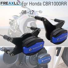 Motorbike Accessories Motorcycle Side Motorcycle Frame Crash Pads Engine Case Sliders Protector For Honda CBR1000RR 2008-2012