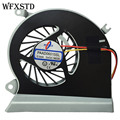 New Original Cpu Cooling Fan For MSI GE70 MS-1756 MS-1757 PAAD0615SL N285 DC Brushless Laptop Cooler Radiators Cooling Fan