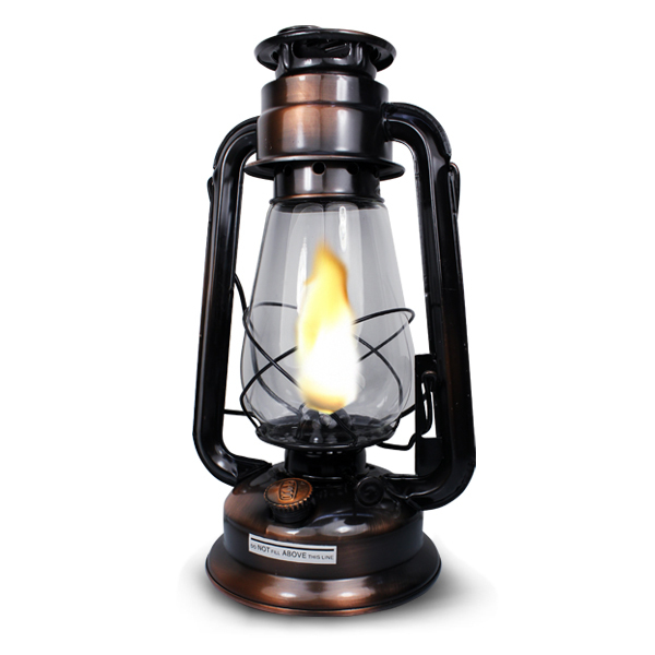 Kerosene lamp lantern vintage old fashioned lamps outdoor for Old fashioned lighting fixtures