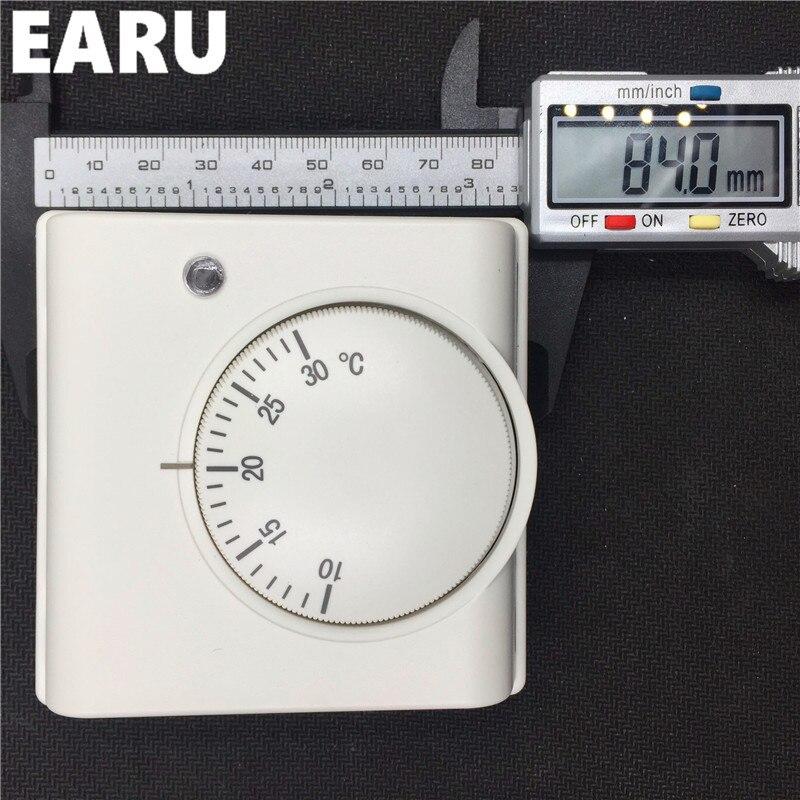 Freies Verschiffen 220 V Mechanische Gaskessel Heizung Thermostat ...