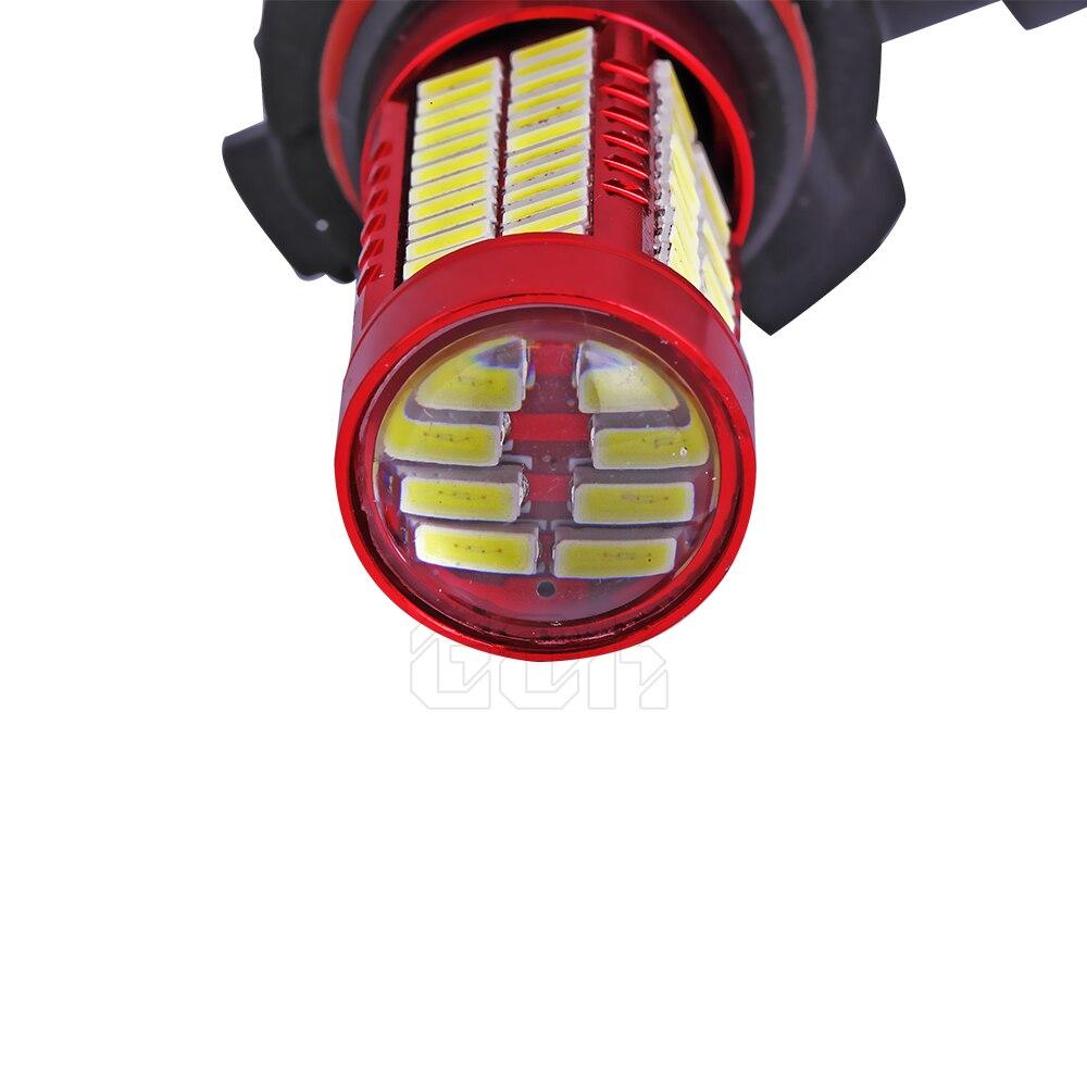 10pcs HB4 HB3 9006 9005 106SMD 4014 LED Sis lampası AUTO işləyən - Avtomobil işıqları - Fotoqrafiya 3
