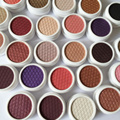 1 PC High Quality Hot Sale Makeup Single Color Eyeshadow Super Shock Shadow 12 Colors Durable Waterproof Makeup hot selling