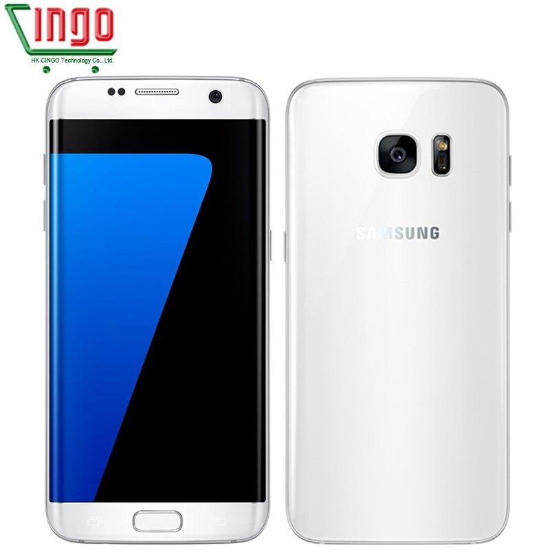 Samsung Galaxy S7 Rand 5.5 ''4GB RAM 32GB ROM Waterdichte Smartphone Een SIM Quad Core NFC 12MP 4G LTE 3600mAh Mobiel - 3