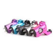 חדש רוטרי קעקוע מכונת בישוף סגנון חמישה צבעים קעקוע מכונת קעקוע Shader אוניית אופנה קעקוע מכונת משלוח חינם