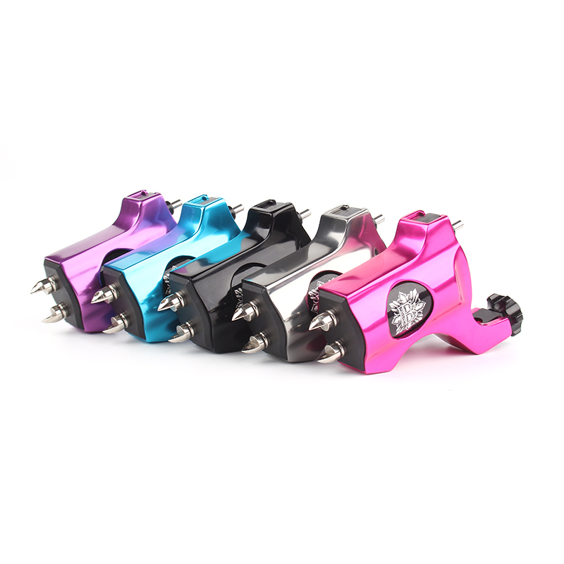 New Rotary Tattoo Machine Bishop Style Five Colors Tattoo Machine For Tattoo Shader Liner Fashion Tattoo Machine Free ShippingNew Rotary Tattoo Machine Bishop Style Five Colors Tattoo Machine For Tattoo Shader Liner Fashion Tattoo Machine Free Shipping