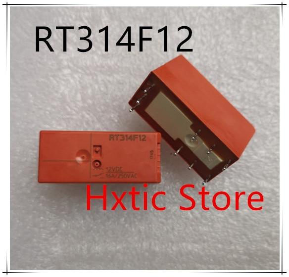 NEW 10pcs/lot  RT314F12 12V 16A