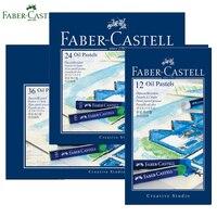 Aquarel Potloden Faber Castell Kleurpotloden de Couleur School-levert Gekleurde Potloden voor Tekening Sets van Crayonbirthday Geschenken