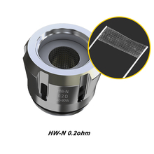 5pcs/Lot Eleaf HW-N 0.2ohm HW-M 0.15ohm Coil Replacement Coil Head for Eleaf ELLO Duro Tank ijust 3 Kit цены онлайн