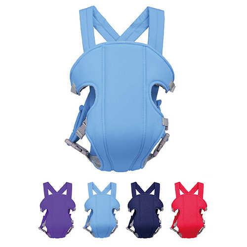 Детская переноска, регулируемые Детские переноски, хлопковый Детский рюкзак и переноски, детская коляска, безопасный слинг, уход за ребенком, продукт