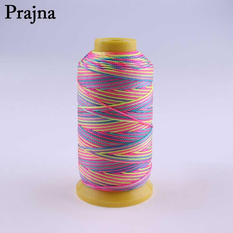 Праджня высокой прочности нейлоновые нити 1250D швейные принадлежности оптовая нить ювелирных жемчужные бусы из бечёвки аксессуары 1 рулон
