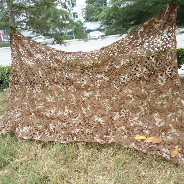 Camouflage Netting and the Art of Concealment - nx Surplus