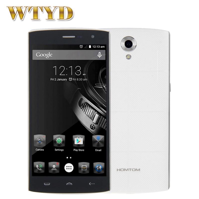 Original HOMTOM HT7 ROM 8GB RAM 1GB Network 3G 5 5 Android 5 1 MTK6580A Quad