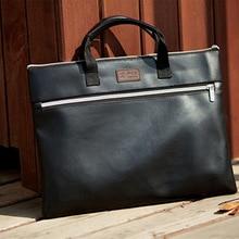 Spezielle paket männer tasche handtasche pu-leder business package mode männer handtasche horizontale Messenger Bags Bolsas