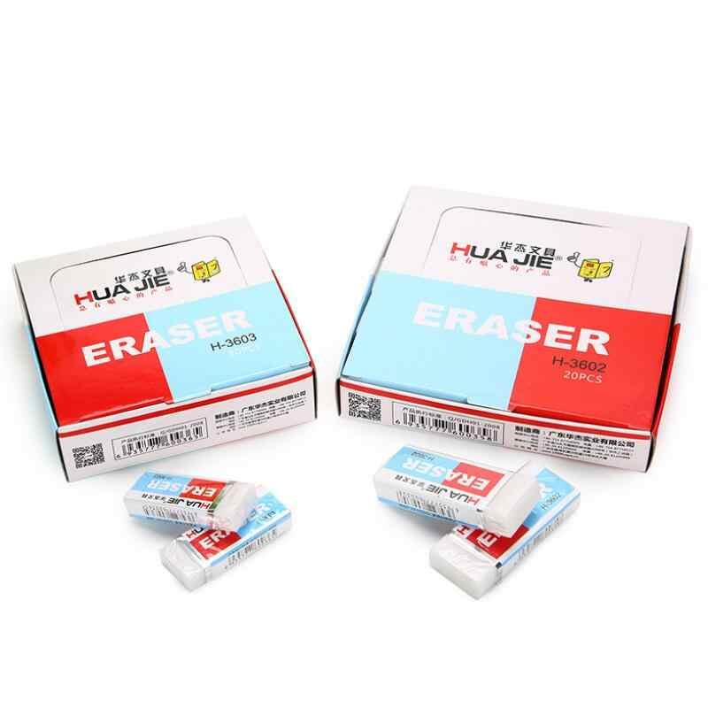 2 шт./пакет ластик самый профессиональный мягкий прочный гибкий кубический, для карандашей резиновые ластики для школьников