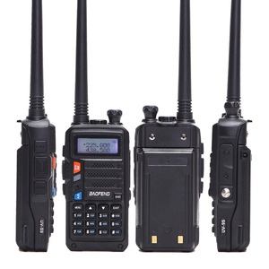 Image 5 - ثلاثي الفرقة راديو BaoFeng UV S9 8W عالية الطاقة 136 174 Mhz/220 260 Mhz/ 400 520Mhz اسلكية تخاطب الهواة يده هام اتجاهين الراديو