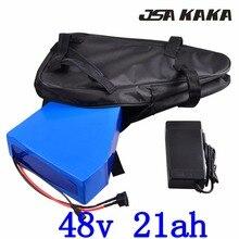 Бесплатная таможенная пошлина 48 в 2000 Вт литиевая батарея 48 В 20AH ebike батарея 48 В 20AH Электрический велосипед батарея с 30A BMS + 54,6 в 2A зарядное устройство