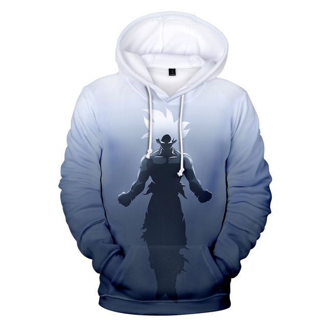 2019 3D dragon ball fashion Hoodies Men and women Hip Hop Funny Autumn Streetwear Hoodies Sweatshirt For hot Couples Clothes