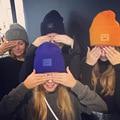 3 шт./лот оптовая Осень и Зима Новый Корейской Версии Улыбающееся Лицо Шерсть Шляпа Утолщаются Теплые Женщин Трикотажные Шапки AXD9021