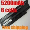 Батарея ноутбука 5200mAh j1knd для Dell Inspiron M501 M501R M511R N3010 N3110 N4010 N4050 N4110 N5010 N5010D N5110 N7010 N7110