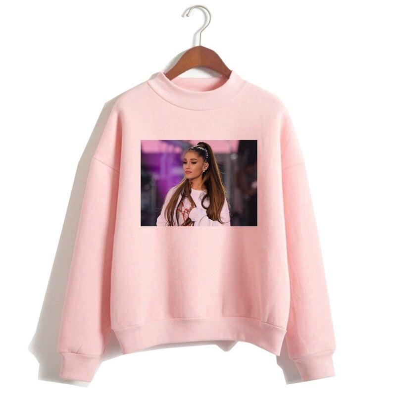 Ariana Grande Sweatshirt 19 No Tears Left To Cry Hoodie Women Print God Is A Woman Sweatshirts Pullover hoodies Harajuku 6