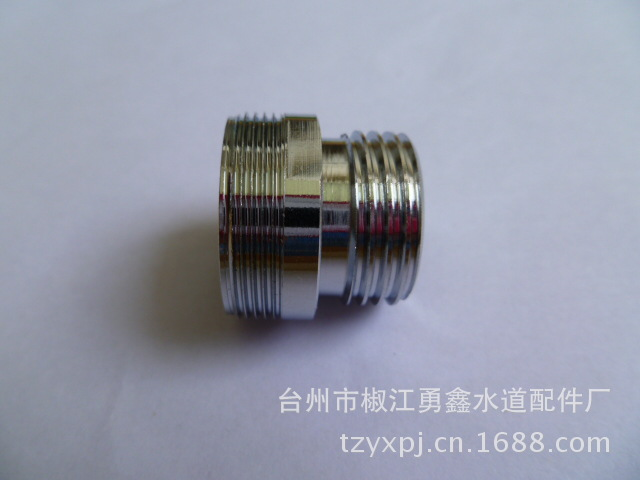 Vidric Faucet Adapter External M24*1 Turn 4/8=20mm Fine Tooth Conversion Coarse Joint Connector