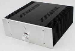 WA76 Aluminum Amplifier Chassis DAC Enclosure Preamp Case Class A Mini Amp Box