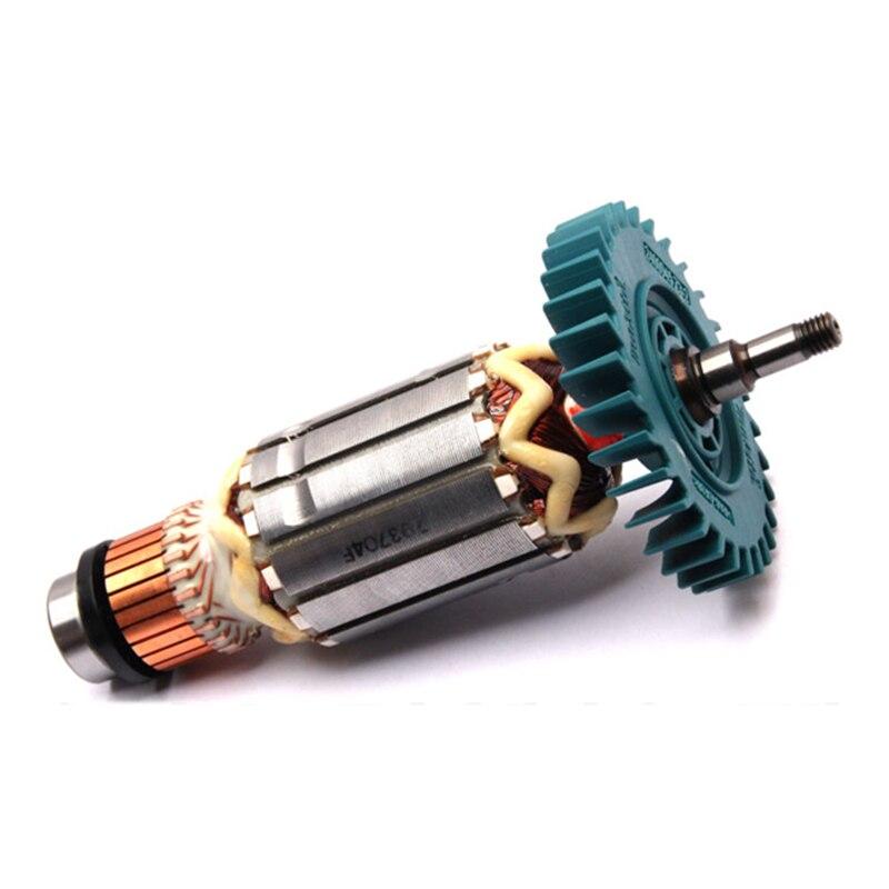 Armature Rotor Motor  AC220-240V  For  MAKITA  GA5010 GA6010 armature rotor motor  ac220 240v  for  makita  ga5010 ga6010