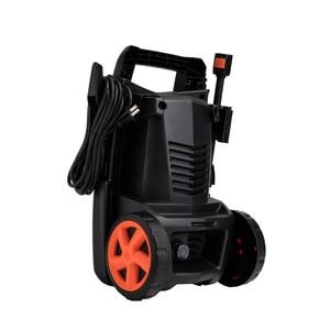 Image 5 - LT301B limpiador de alta presión con motor lavadora portátil para coche, bomba de limpieza de suelo para vehículo, 220V, 50HZ, 1,4 kW, 110Bar, 5,5 LPM