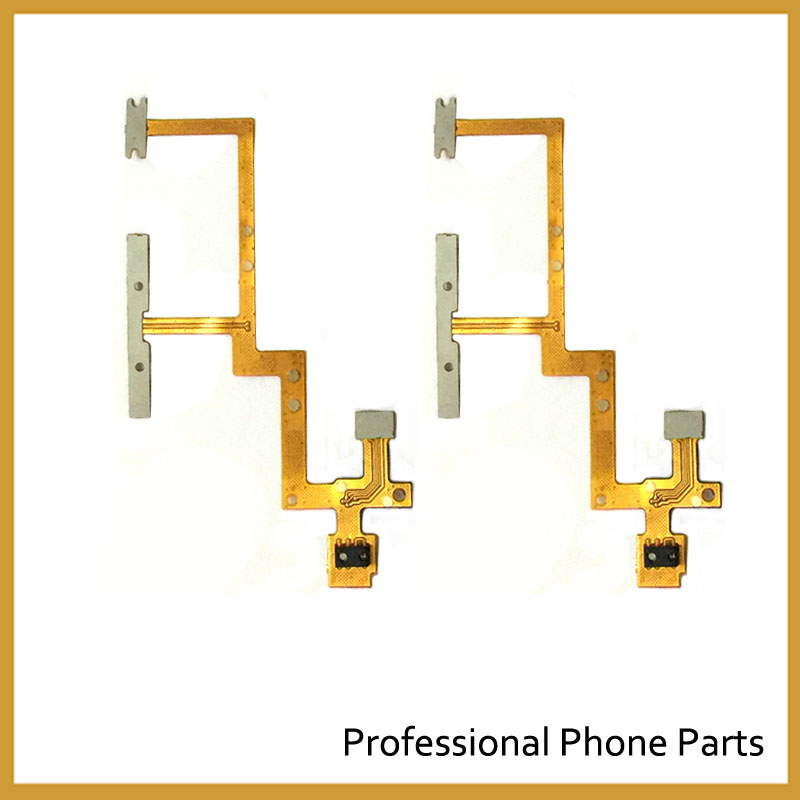 New Original ON And OF Switch Button Flex Cable For ZTE T50 ZTE Blade VEC 4G 5inch Power Flex Cable Repair Parts