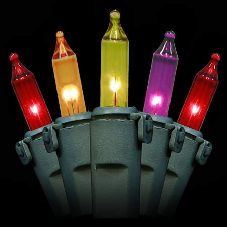 Nice Christmas Light Wholesale Price Premium Quality Red / Gold / Chartreuse /  Purple Mini Lights,