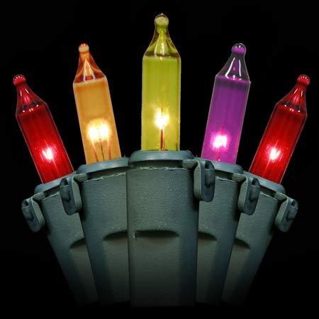 christmas light wholesale price premium quality red gold chartreuse purple mini lights