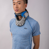Posture Corrector Corrector De Postura Corset Cervical Collar Traction Device Household Neck Brace Therapy For Pain Release