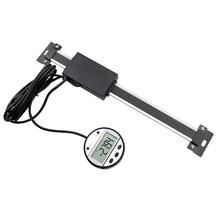 Измерительный Инструмент Новое поступление цифровой Линейка электронный цифровой суппорт ЖК-дисплей 150/200/300 мм для Bridgeport фрезерный станок