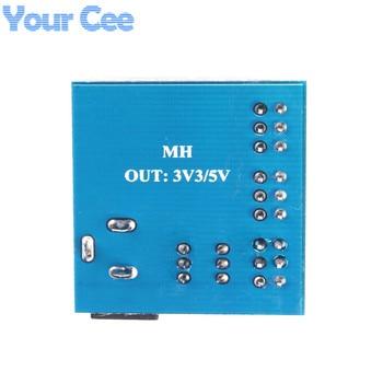 Módulo de conversión de voltaje de salida múltiple 5 pc DC-DC 12V a 3,3 V 5V 12V AMS1117 módulo de potencia